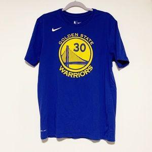 Golden State Warriors Nike Shirt